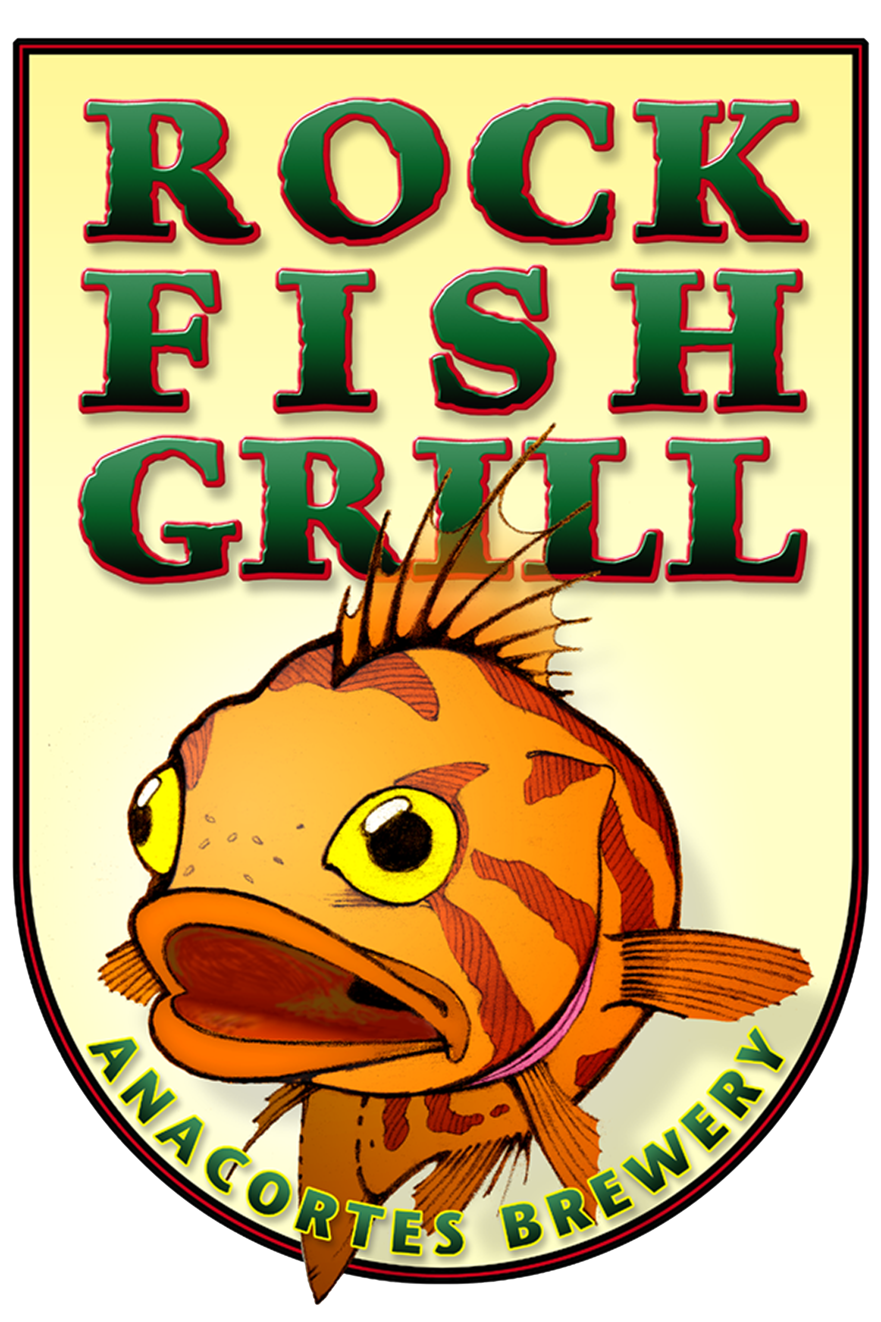 Menu - The Rockfish Grill - Pizza, Seafood, Beer, & Live